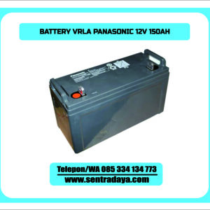 BATTERY PANASONIC 150AH