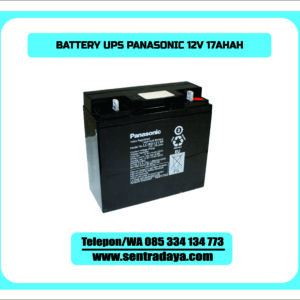 BATTERY PANASONIC 17AH
