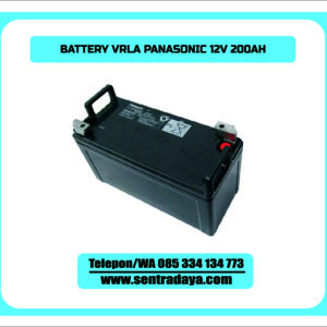 battery panasonic 200ah