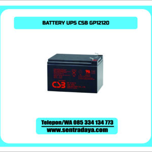 BATTERY UPS CSB GP12120