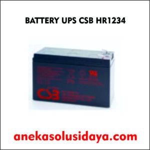 BATTERY UPS CSB HR1234