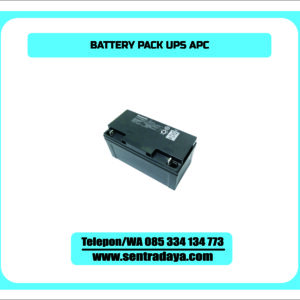 BATTERY PACK UPS APC SMARTCELL XR 4X