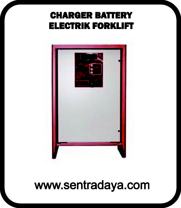 charger battery elektrik forklift