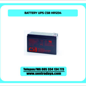 BATTERY CSB HR1234W