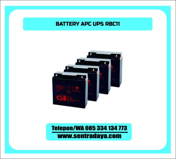 APC UPS RBC11