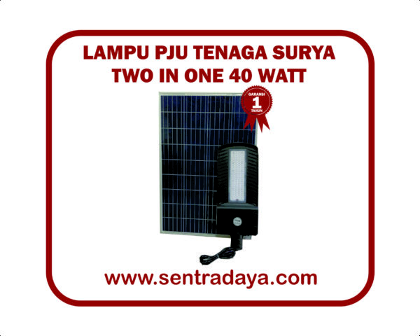 Lampu Two in One