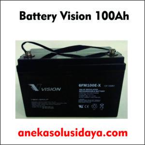 battery vision 100ah