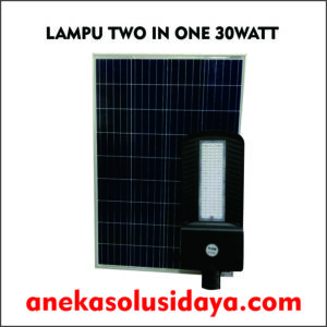LAMPU TWO IN ONE 30